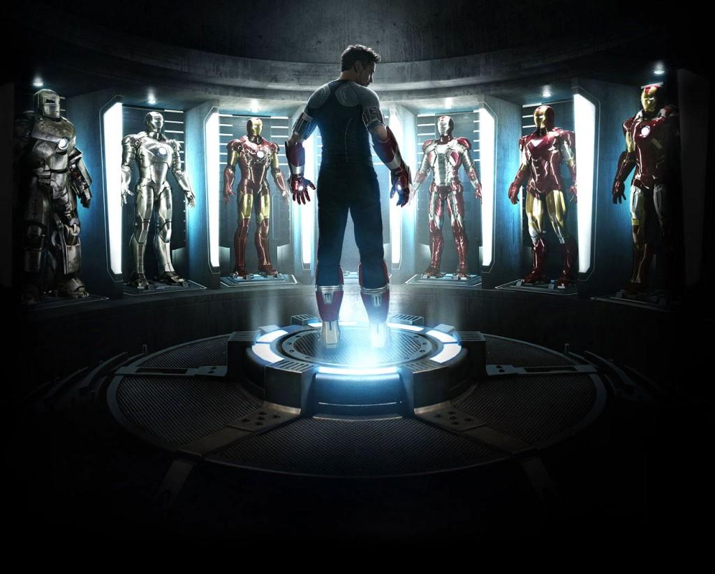 Iron Man 3, hard to miss this week